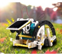 Solar Robot Kit 14 in 1